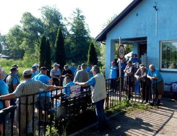 Towarzyskie wędkowanie o Puchar Prezesa OM PZW 12.06.2019 Halinów