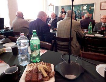 Spotkanie wigilijne i podsumowanie działalności Klubu Seniora w 2019 r
